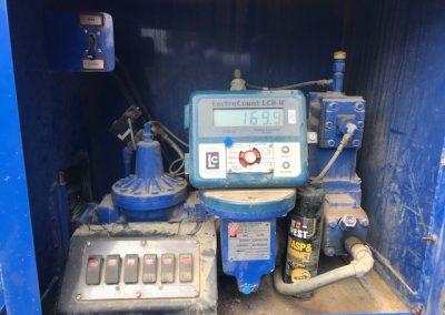 Halter Gas - Meter